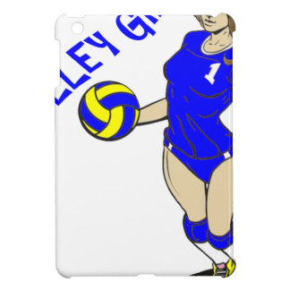 SEXY VOLLEY GIRL COVER FOR THE iPad MINI