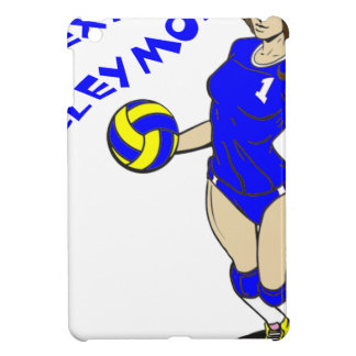 SEXY VOLLEY MOM CASE FOR THE iPad MINI