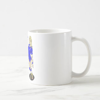 SEXY VOLLEY MOM COFFEE MUG