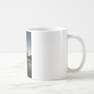 Seychelle Island sunset Coffee Mug