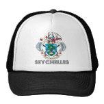 Seychelles Coat of Arms Trucker Hat