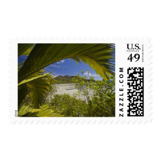 Seychelles, Curieuse Island, Laraie Bay Postage Stamp