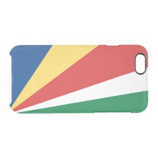 Seychelles despejan el caso del iPhone Funda Clear Para iPhone 6/6S