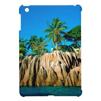 Seychelles encontradas isla tropical