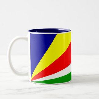 Seychelles Flag Mug