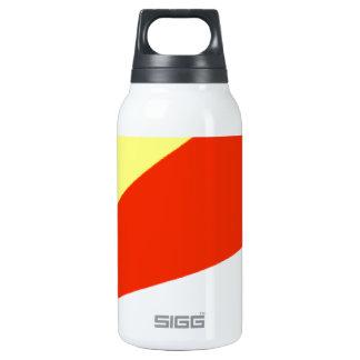 Seychelles Flag Thermos Bottle