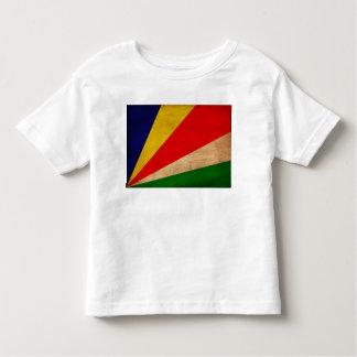 Seychelles Flag Toddler T-shirt