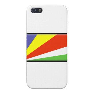 Seychelles iPhone 5 Carcasas