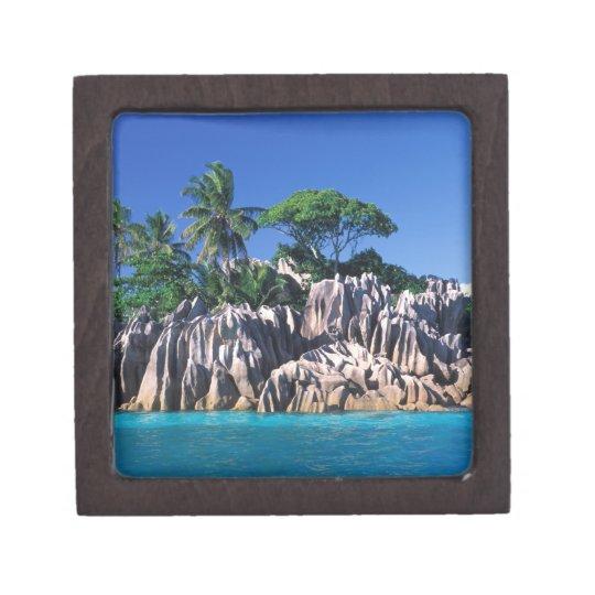 Seychelles. Ilot St. Pierre (near Praslin Gift Box