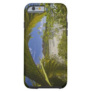 Seychelles, isla de Curieuse, bahía de Laraie Funda Resistente iPhone 6