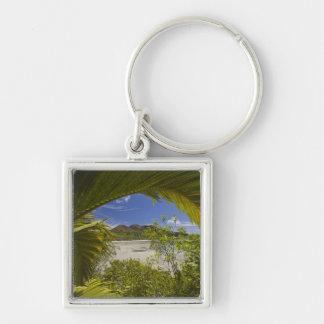 Seychelles, isla de Curieuse, bahía de Laraie Llaveros Personalizados