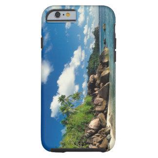 Seychelles, isla de Mahe, bahía de Lazare Funda Resistente iPhone 6