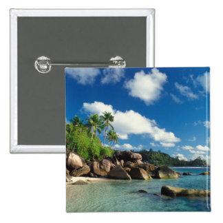 Seychelles, isla de Mahe, bahía de Lazare Pin