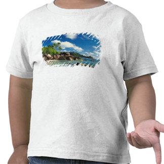 Seychelles, isla de Mahe, bahía de Lazare Camisetas