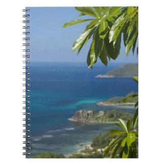 Seychelles, isla de Mahe. Costa occidental de Libretas