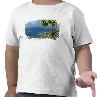 Seychelles, isla de Mahe. Costa occidental de Camisetas