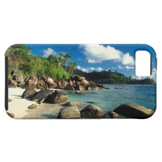 Seychelles, isla de Mahe, playa de Anse Royale. 3 iPhone 5 Funda