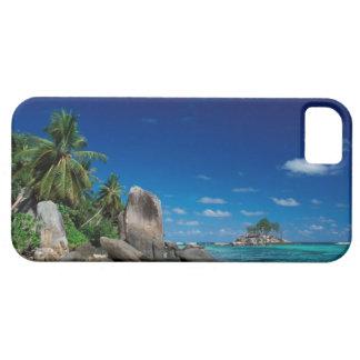 Seychelles, isla de Mahe, playa de Anse Royale iPhone 5 Fundas