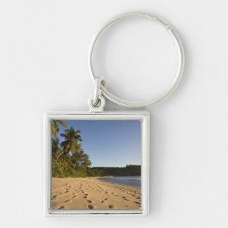 Seychelles, isla de Mahe, playa de Anse Takamaka,  Llaveros Personalizados