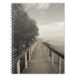 Seychelles, isla de Praslin, Anse Bois de Rose, Spiral Notebooks