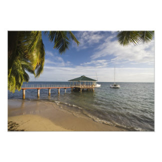 Seychelles, isla de Praslin, Anse Bois de Rose, Fotografía