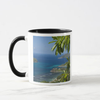 Seychelles, Island of Mahe. Western coast of Mug