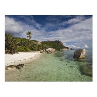 Seychelles, La Digue Island, L'Union Estate 2 Postcard