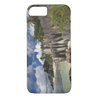Seychelles, La Digue Island, L'Union Estate iPhone 8/7 Case