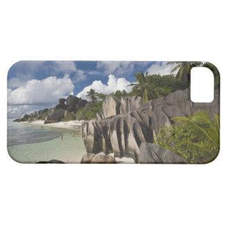 Seychelles, La Digue Island, L'Union Estate iPhone SE/5/5s Case