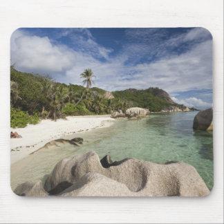Seychelles, La Digue Island, L'Union Estate Mouse Pad