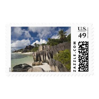 Seychelles, La Digue Island, L'Union Estate Postage Stamps