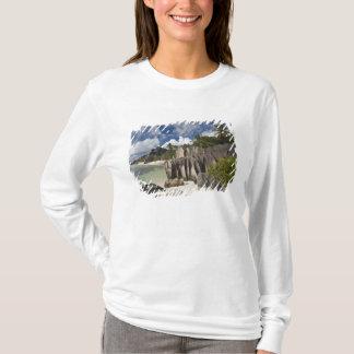 Seychelles, La Digue Island, L'Union Estate T-Shirt