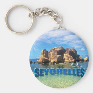 Seychelles Llavero