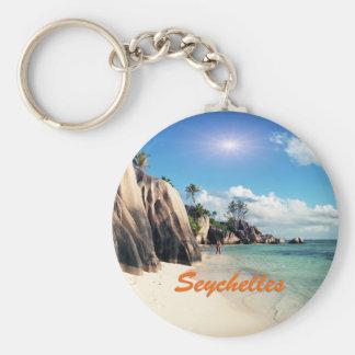 Seychelles Llavero Personalizado