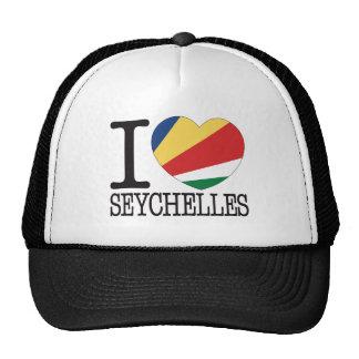 Seychelles Love v2 Trucker Hat