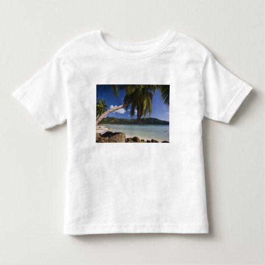 Seychelles, Mahe Island, Anse a la Mouche Toddler T-shirt