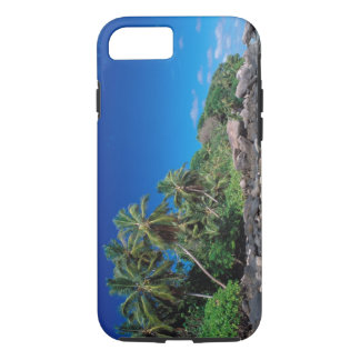 Seychelles, Mahe Island, Anse Royale Beach. 2 iPhone 7 Case