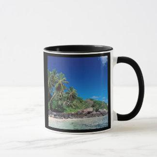 Seychelles, Mahe Island, Anse Royale Beach. 2 Mug