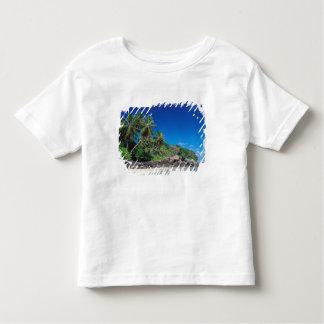 Seychelles, Mahe Island, Anse Royale Beach. 2 Toddler T-shirt