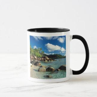 Seychelles, Mahe Island, Anse Royale Beach. 3 Mug