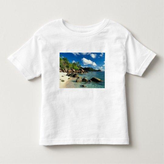 Seychelles, Mahe Island, Anse Royale Beach. 3 Toddler T-shirt