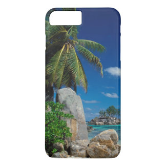 Seychelles, Mahe Island, Anse Royale Beach. iPhone 7 Plus Case