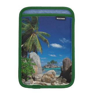 Seychelles, Mahe Island, Anse Royale Beach. Sleeve For iPad Mini