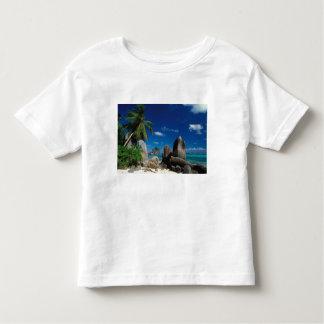 Seychelles, Mahe Island, Anse Royale Beach. Toddler T-shirt