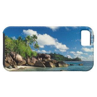 Seychelles Mahe Island Lazare Bay iPhone 5 Cases