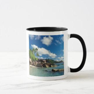 Seychelles, Mahe Island, Lazare Bay Mug