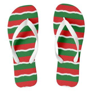 Seychelles old flip flops