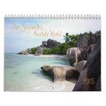 Seychelles… otro mundo calendarios