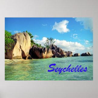Seychelles Póster