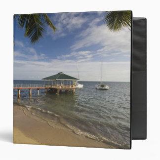Seychelles, Praslin Island, Anse Bois de Rose, Binder